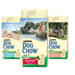 Сухой корм Purina Dog Chow для собак и щенков