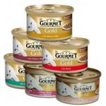 Gourmet Gold консервы для кошек