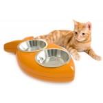 Миски, кормушки для котов