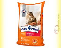 Купить Club 4 Paws Premium Hairball Control