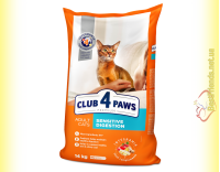 Купить Club 4 Paws Premium Sensitive Digestion