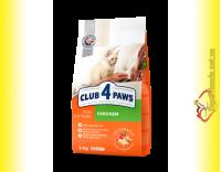 Купить Club 4 Paws Premium Для котят Курица