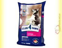 Купить Club 4 Paws Premium Puppies All Breeds для Щенков