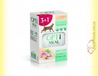 Купить Набор Optimeal with Rabbit для взрослых кошек - с Кроликом в белом соусе 3+1