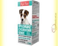 Купить Празицид-суспензия Плюс для щенков мелких пород 6мл