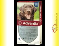 Купить Advantix Капли для собак весом более 25кг