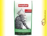 Купить Beaphar Catnip Bits Лакомство с Кошачьей мятой для кошек и котят