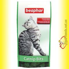 Beaphar Catnip Bits Лакомство с Кошачьей мятой для кошек и котят