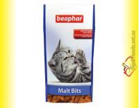 Купить Beaphar Malt Bits Лакомство для вывода шерсти у кошек