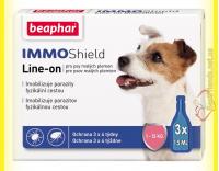 Купить Beaphar IMMO Shield Line-on Капли от паразитов для собак 1-15кг