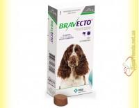 Купить Bravecto Таблетки от блох и клещей для собак весом от 10 до 20кг