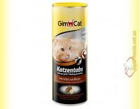 Купить GimCat Katzentabs витамины с дичью и биотином 425гр