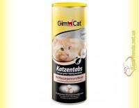 Купить GimCat Katzentabs витамины с сыром Маскарпоне и биотином 425гр