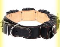 Купить Ошейник кожаный с утяжелителями №1, 5*400гр Collar