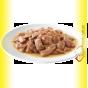 Sheba Duet с лососем и сайдой в соусе 85гр