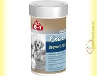 Купить 8in1 Excel Brewer's Yeast Пивные дрожжи с чесноком, для кошек и собак 140таб.