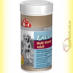 8in1 Excel Multi Vitamin Adult Мультивитамины для взрослых собак 70таб.