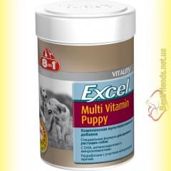8in1 Excel Multi Vitamin Puppy Мультивитамины для щенков 100таб.