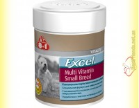Купить 8in1 Excel Multi Vitamin Small Breed Мультивитамины для собак мелких пород 70таб.
