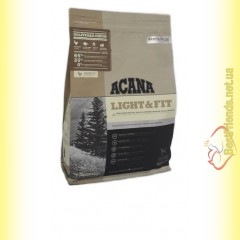 Acana Light & Fit 2кг