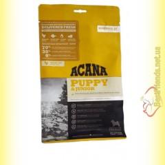 Acana Puppy & Junior 340гр