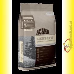 Acana Light & Fit корм для собак с избыточным весом