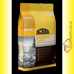 Acana Puppy & Junior корм для щенков средних пород
