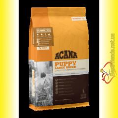 Acana Puppy Large Breed корм для щенков крупных пород