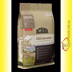 Acana Free-Run Duck гипоаллергенный корм для собак с чувствительным пищеварением