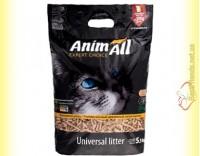 Купить AnimAll древесный наполнитель Универсал 5,3кг