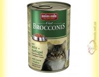 Купить Animonda Brocconis дичь с домашней птицей 400гр