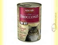 Купить Animonda Brocconis с домашней птицей и сердцем 400гр