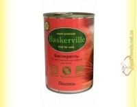 Купить Baskerville консерва для кошек Лосось 400гр