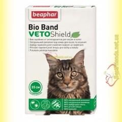 Beaphar Bio Band Био ошейник от эктопаразитов для кошек 35см