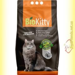 BioKitty Super Premium White Natural гигиенический наполнитель для кошачьего туалета