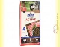 Купить Bosch Active для взрослых собак высокого уровня активности 15кг