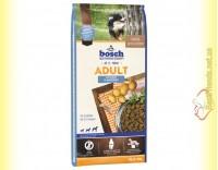 Купить Bosch Adult Fisch & Kartoffel для взрослых собак с рыбой и картофелем 15кг