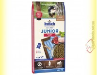 Купить Bosch Junior Lamm & Reis для щенков с чувствительным пищеварением 15кг