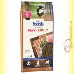 Bosch Adult Maxi для взрослых собак крупных пород 15кг