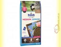 Купить Bosch Junior Medium для подрастающих щенков 15кг