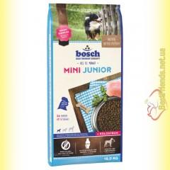 Bosch Mini Junior для щенков маленьких пород 15кг