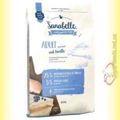 Sanabelle Adult with Trout для взрослых кошек с форелью 10кг