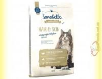Купить Sanabelle Hair&Skin для выставочных и привередливых кошек 10кг