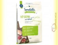 Купить Sanabelle No Grain для кошек старше одного года с чувствительным пищеварением 10кг