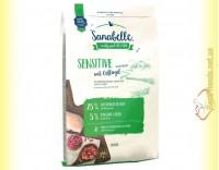Купить Sanabelle Sensitive with Poultry для взрослых кошек с чувствительным пищеварением с птицей 10кг