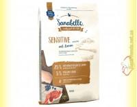 Купить Sanabelle Sensitive with Lamb для кошек с чувствительным пищеварением с мясом ягненка 10кг
