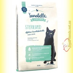 Sanabelle Sterilized для стерилизованных кошек 10кг