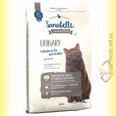 Sanabelle Urinary для кошек с чувствительной мочеполовой системой 10кг