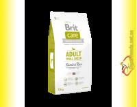 Купити Brit Care Adult Small Breed Lamb&Rice корм для собак мелких пород 7,5кг