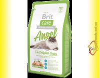 Купить Brit Care Cat Angel корм для пожилых кошек 7кг